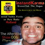InstandKarma - By GrooveClub The Hague - The AfterVibe 006