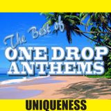 THE BEST OF ONE DROP ANTHEMS