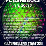 13.05.17 - 5 Jahre FLASHBACKS @ KULTURKELLEREI - (OLDSCHOOL) by KEVIN GROOVER
