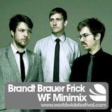 WF Minimix by Brandt Brauer Frick