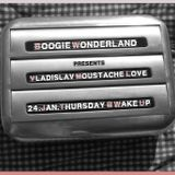 Boogie Wonderland pres. Vladislav Moustache Love @ Wake Up, 24.01.2013