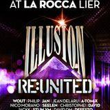 dj's Christophe & Seelen @ La Rocca - Illusion Re United 05-10-2013 p8