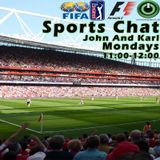 Sports Chat with Karl and John on IO Radio 220517