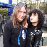 Interview mit The Baboon Show im Zakk in Düsseldorf