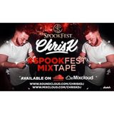 CHRIS K PRESENTS #SPOOKFESTMIXTAPE