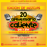 Mix Regueton New by Jefferson Dj (20 Años Radio La Caliente 90.1 FM) ft. Mega Records