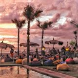 Manu-L @ Mano Beach Seaside - Sunset Session July 2017