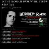 In The Bloodlit Dark with... Type O Negative2