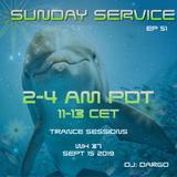 Uplifting Trance -DJDargo's Sunday service EP51 WK37 Sept 15 2019
