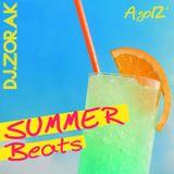 DJ ZORAK  - SUMMER BEATS (AGOSTO2012)