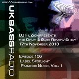 Ep. 156 - Label Spotlight on Paradox Music, Vol. 1