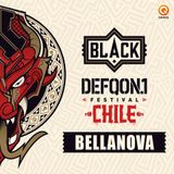 Bellanova - Defqon.1 Festival Chile 2016 * BLACK STAGE!