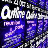 CHRIS B vs TOM NIJS @ OUTLINE REUNION 23-10-10 club shaft pt1