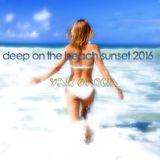 Yair Garcia's Deep on the Beach SunSet 2016