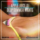 Apple Juice DJ | DEEP SUMMER NIGHTS