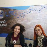 """Entrevista com Ariane Scaff e Thainá Pezzutto, falando sobre a ação solidária """"Corrente do Bem"""""""