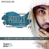 PROGSEX #38 - Guest mix by STORYTELLER on Tempo Radio Mexico [17-11-2018]