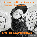 Breaks with a Beard Cover Session NSB Radio 29/06/2017
