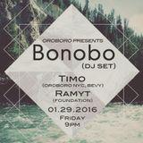 Ramyt - Opening Set for Bonobo - 01-29-16 - at Next Door (Honolulu, Hawaii)