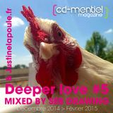 DEEPER LOVE 5 by CD-Mentiel Magazine - Compiled & Mixed by Seb Drawing