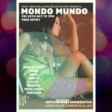 Mono Loco Mixtape: Mondo Mundo (19/10/2019)