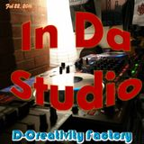 In Da Studio Electro mix Monday 22 Feb 2016