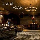 Live at 1OAK - PT. 1 - New Wave, Classics