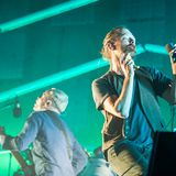 Atoms for Peace 2013-11-23-Shinkiba Studio Coast, Tokyo, Japan (IEM Matrix)