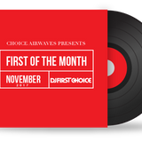 First Of The Month (November 2017)