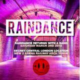 Dj Spenser Taffs - Randance Returns - Jenkins Lane Room - 2018