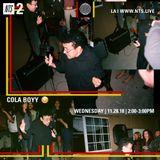 Cola Boyy - 28th November 2018