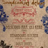 Delicious - Soundcooking Deluxe 2 @ Inside, (EM) - 15-10-2011