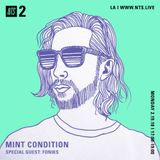 Mint Condition w/ Hothobo and Foniks - 19th February 2018