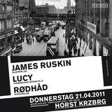 Lucy @ Dystopian - Horst Krzbrg Berlin - 21.04.2011