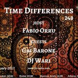 Gai Barone - Time Differences 246 (22nd January 2017) on TM-Radio