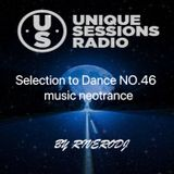 Selection to Dance NO.46 music neotrance