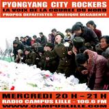 평양 City Rockers #060 : Les Vivants Et Les Morts (28-02-2018)