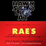 Live at Rae's Lakeview Lounge Aug. 23rd, 2014