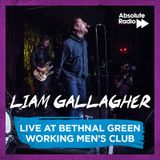 Liam Gallagher acoustic in London
