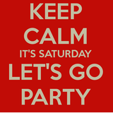 Let's go Saturday