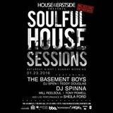 Will Reelsoul and Tony Powell live at Soulful House Sessions