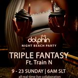 DJ & Piano Live Session Triple Fantasy By LuNa & Pf. Rulie Cisse