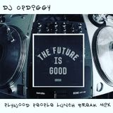 Plywood People Lunch Break Mix