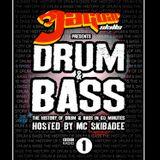 Jaguar Skills - History Of Drum & Bass Mix