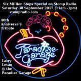 Larry Levan - Paradise Garage 40th Anniversary Tribute