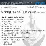 Patrick Hero - Buenos Dias Ibiza - BNRadioShow KW 29_15