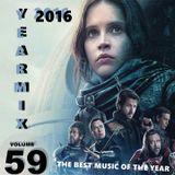 Theo Kamann Kamannmix Volume 59 Yearmix 2016 CD 2016 Bootleg