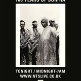 Mr. Wonderful 8 Hour 100 Years of Sun Ra Mix Part 1 - 22nd May 2014
