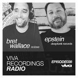 Viva Recordings Radio 038 :: Bret Wallace & Espstein Live @ THIS! (LA Edition)