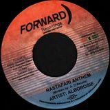 "Alborosie - Rastafari Anthem/ Version 7"" Forward single"